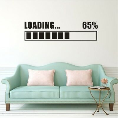 Wall-Stickers-Vinyl-Decal-Loading-65-Gamer-Gaming